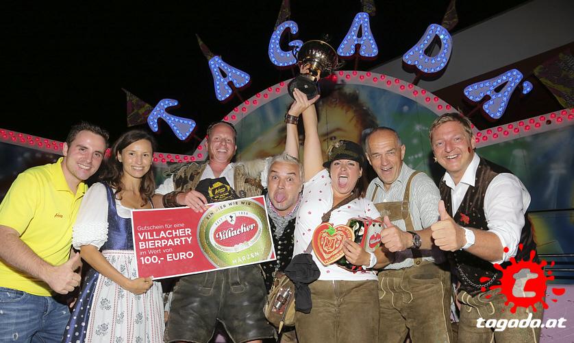 Tagada Weltmeisterschaft in Villach, 2013!