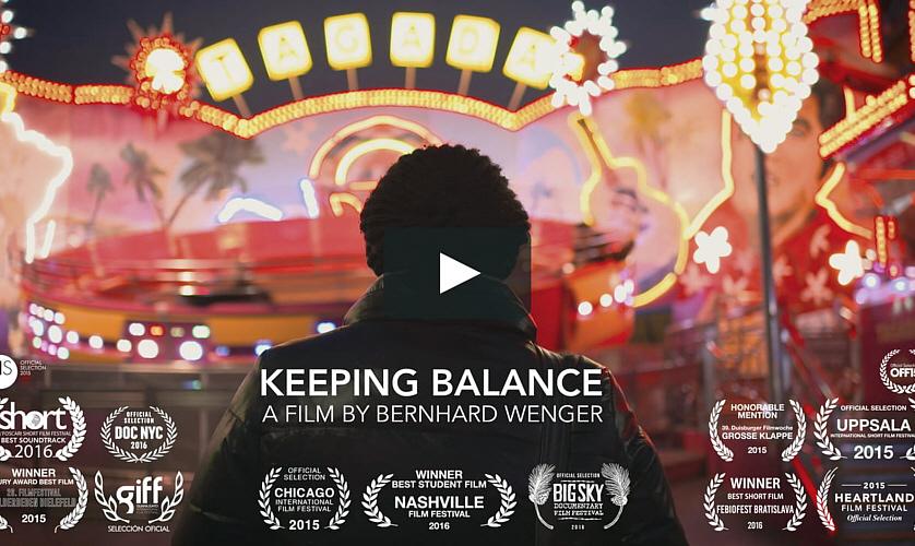 Gleichgewicht - Ein Film über Denise!